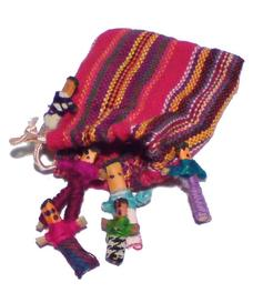 Mayan Worry Dolls - in Bag