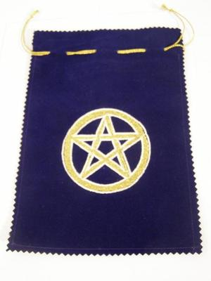 Tarot Card Bag - Pentagram