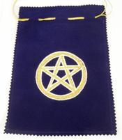 Tarot Card Bag - Pentagram