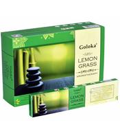 Incense Sticks Goloka - Aromatherapy LEMONGRASS