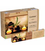 Incense Sticks Goloka - Aromatherapy NUTMEG