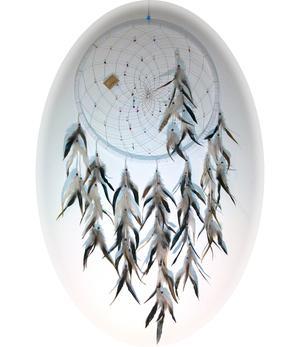 Dreamcatcher JUMBO Crystals - 52cm