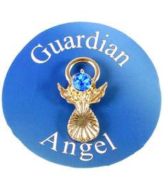 Guardian Angel Pin - Blue
