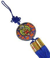 Feng Shui Wealth of God Tassel - Hanging Ornament 30cm