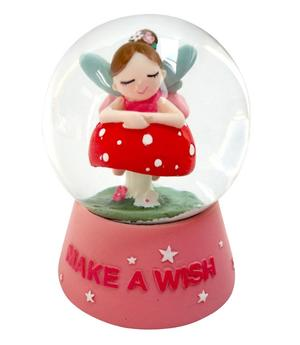 Fairy Glitter Globe - Make a Wish