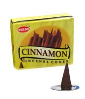 Incense Cones HEM - Cinnamon