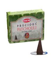 Incense Cones HEM - Precious Patchouli