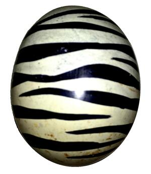 African Soapstone Egg