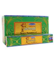 Incense Sticks Satya - Natural PATCHOULI