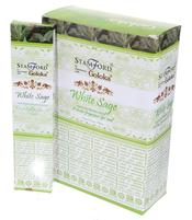 Incense Sticks Goloka - White Sage