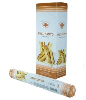 Incense Sticks Green Tree Hexa - Palo Santo