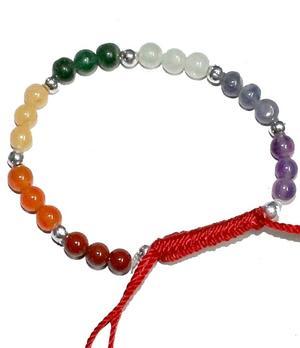 Gemstone Power Bracelet - Chakra