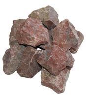 Dolomiitti, punainen - luonnollinen mineraali
