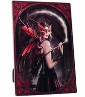Anne Stokes Art Tile - Spellbound, large
