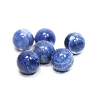 Gemstone Round Ball Sphere - 14mm