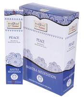 Incense Sticks Goloka - Peace Mantra Meditation