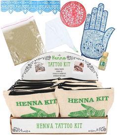 Mehndi Magic - Tattoo Henna Kit