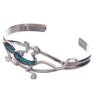 Shell Jewelry Bracelet - Lizard