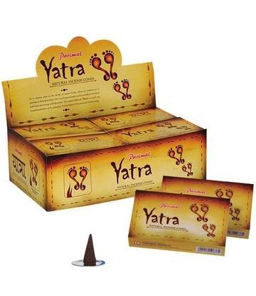 Incense Cones Parimal - Yatra