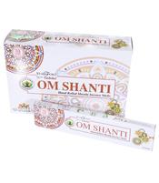Incense Sticks Goloka - OM SHANTI Amber
