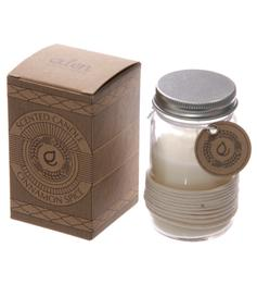 Eden Scented Soya Candle Jar - Cinnamon Spice