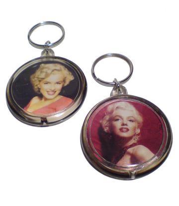 Marilyn Monroe | Keychain circle - 1