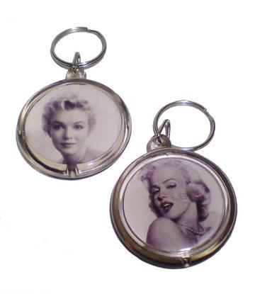 Marilyn Monroe | Keychain circle - 3