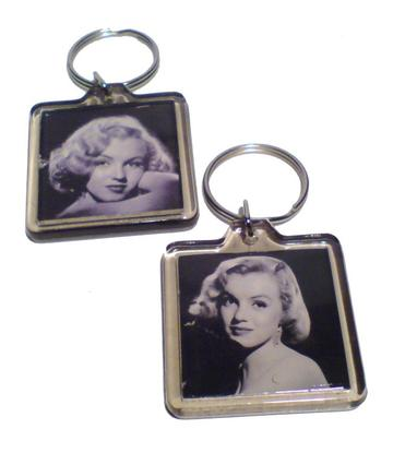 Marilyn Monroe | Keychain square - 5