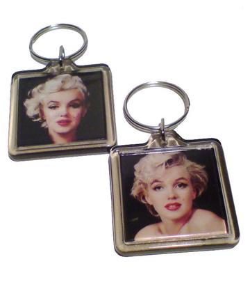 Marilyn Monroe | Keychain square - 7