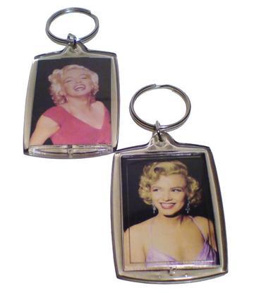 Marilyn Monroe | Keychain rectangle - 9