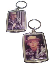 Marilyn Monroe | Keychain rectangle - 10