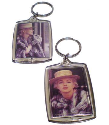 Marilyn Monroe | Keychain rectangle - 10