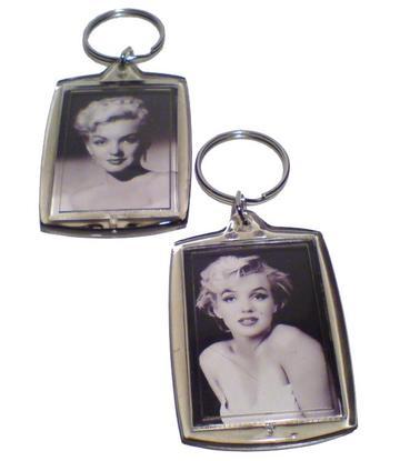 Marilyn Monroe | Keychain rectangle - 11