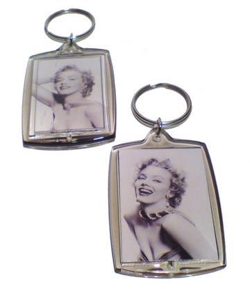 Marilyn Monroe | Keychain rectangle - 12