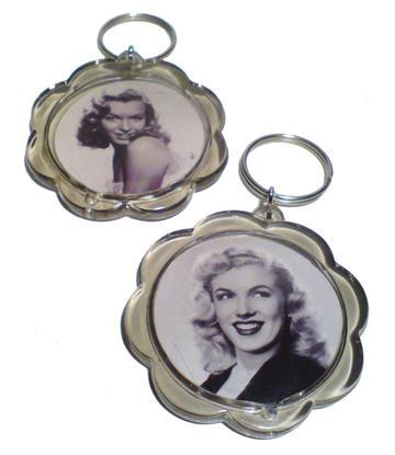 Marilyn Monroe | Keychain flower - 13