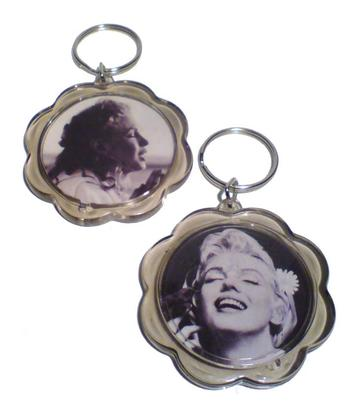 Marilyn Monroe | Keychain flower - 15