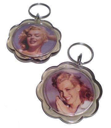 Marilyn Monroe | Keychain flower - 16