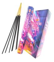 Incense Sticks HEM - Love & Sex