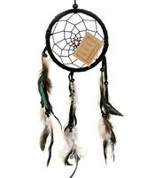 Dreamcatcher - Black 11cm