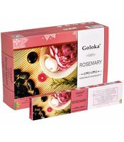 Incense Sticks Goloka - Aromatherapy ROSEMARY