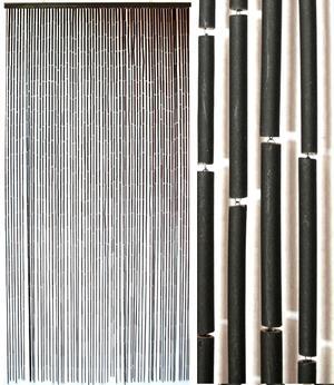 Bambu oviverho - Musta