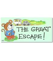 Happy Sign - The Great Escape