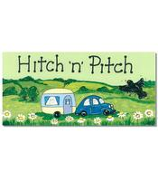 Happy Sign - Hitch n' Pitch