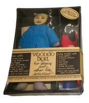 Voodoo Doll for Cursing - Male