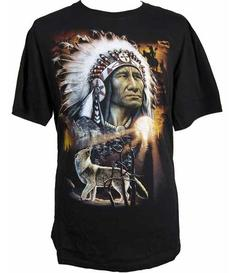 T-shirt - Great Indian Chief