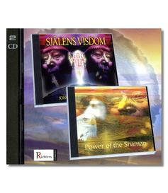 Själens visdom : Medicinhjulet CD-rom + Power of the Shaman CD