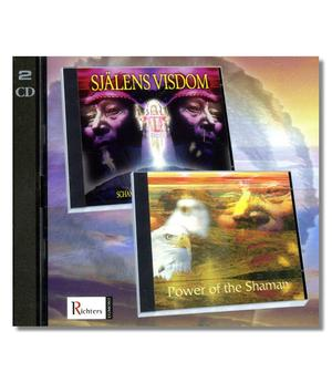 Själens visdom : Medicinhjulet CD-rom + Power of the Shaman CD