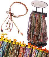 Boho Beads Heart Friendship - Bracelet