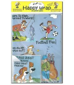 Happy Wrap - Manly