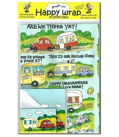 Happy Wrap - Campers